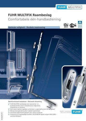 Fuhr Multifix - Carl Fuhr GmbH & Co. KG