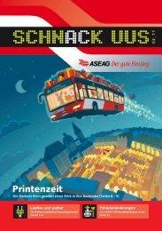 Schnack Uus - ASEAG Der gute Einstieg