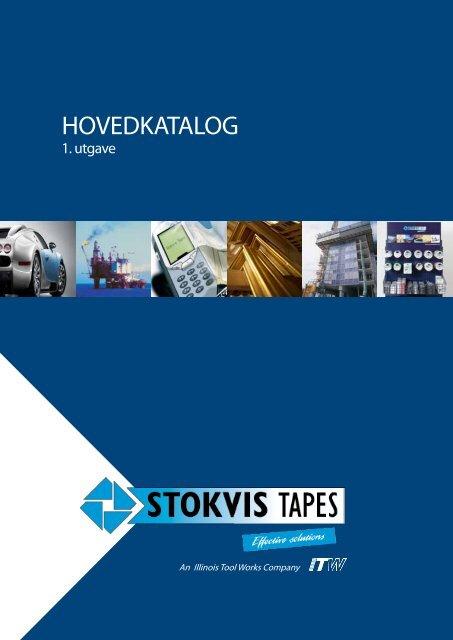 b9536ff5 HoVedkatalog - Stokvis Tapes