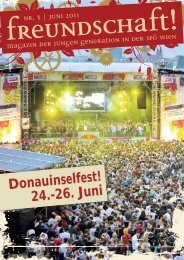 Donauinselfest! 24.-26. Juni - Junge Generation in der SPÖ Wien ...