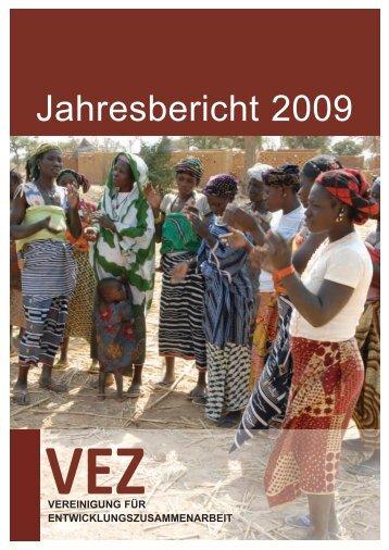Jahresbericht 2009 - der VEZ Linz, von SADOCC Linz und von ...