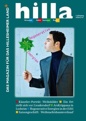 Hilla Magazin 04/2010