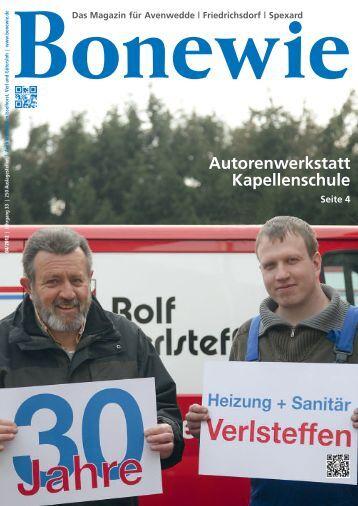 Autorenwerkstatt Kapellenschule - Bonewie.de