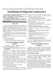 Tűzoltósági távfelügyeleti rendszerek I. - Hexium Kft.