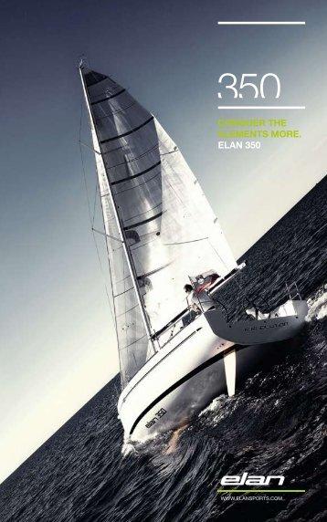 Elan 350 - Brochure - Elan Yachts
