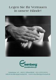 Eisenberg Firmenbroschüre - Branchenbuch Deutschland