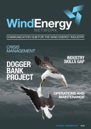 DOGGER BANK PROJECT - Wind Energy Network