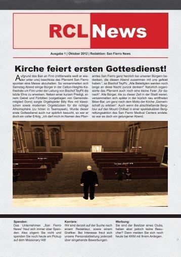 RCL News