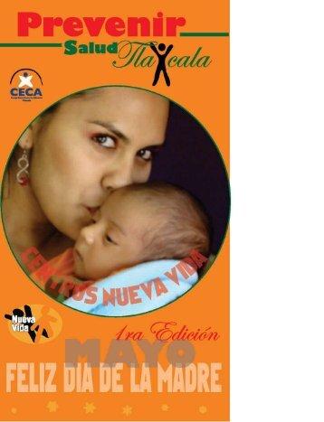 Revista Centros Nueva Vida - Mayo 2012