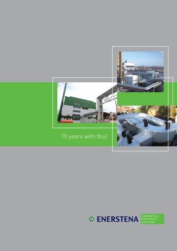 Enerstena company brochure
