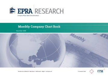 Monthly Company Chart Book - epra.com