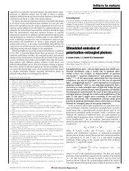 Stimulated emission of polarization-entangled photons - Physics ...