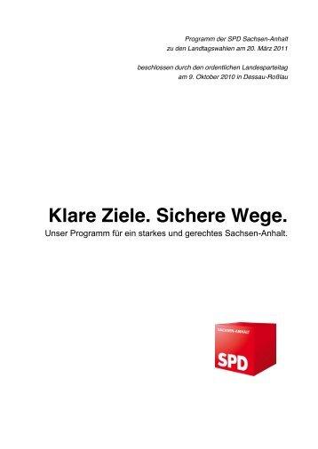 Wahlprogramm 2011.pdf - Patrick Wanzek