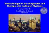 PDF-Dokument - Plasmozytom / Multiples Myelom Selbsthilfegruppe ...