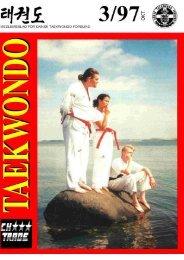 John Hansen - Dansk Taekwondo Forbund