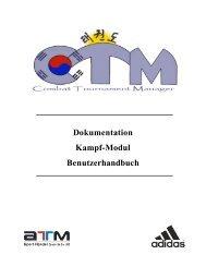 Dokumentation Kampf-Modul Benutzerhandbuch - Electronic Body ...