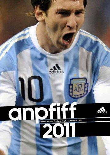 Adidas Anpfiff 2011 - SK-Teamsport