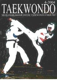 Hosinsul - selvforsvar - Dansk Taekwondo Forbund