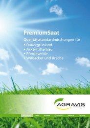 PremiumSaat-Broschüre - AGRAVIS Raiffeisen AG