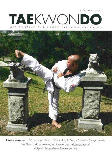Ungtrænernetværket . Når taekwondo er mere end sport - Dansk ...