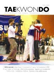 en sport - Dansk Taekwondo Forbund