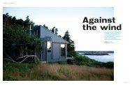 Against The Wind - Alex Scott Porter Design