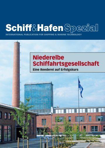 25 Jahre NSB - Schiff & Hafen
