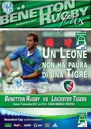 UN LEONE - Benetton Rugby Treviso