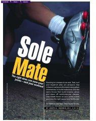 Sole - PEAK Strength & Conditioning