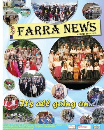 Farra News Issue 10 - Sunderland Learning Hub
