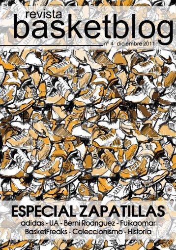 Especial Zapatillas - BasketBlog