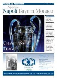 champions league - Corriere del Mezzogiorno - Corriere della Sera