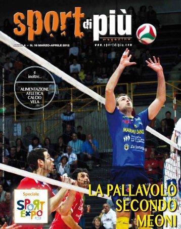 sportdipiu' n° 16 - Sportdipiù