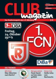 2 - 1. FC Nürnberg