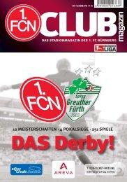 1860 München - 1. FC Nürnberg
