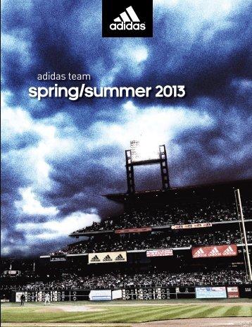 spring/summer 2013 TEAM CATALOG - Badger Sporting Goods