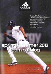 Baseball/Softball - Soccer Track & Field ... - Sports World Inc.