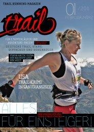 TRAIL-KRIMI In SAn FRAnSISCO - Trail Magazin