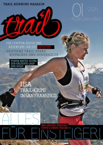 TRAIL-KRIMI In SAn FRAnSISCO - Trail Magazin