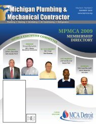 LA-PHCC 06-05 new - Michigan Plumbing and Mechanical ...