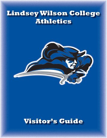 Lindsey Wilson College Athletics Visitor's Guide