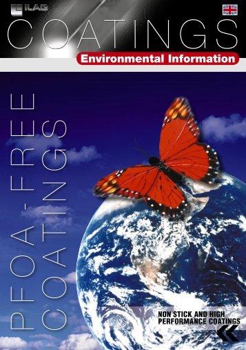 PFOA-free - ILAG Industrielack AG