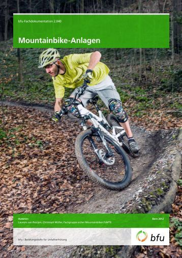 Mountainbike Trails - BfU