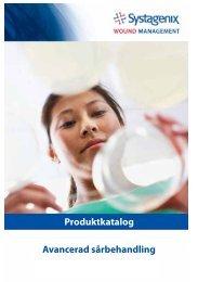 Avancerad sårbehandling Produktkatalog - Meteko AB