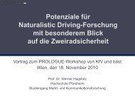 PKW - Prologue