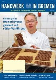 Bremerhavener gewinnt mit süßer Verführung - Handwerkskammer ...