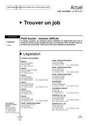 Trouver un job - CRIJ Réunion