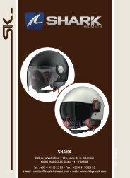 ZAC de la Valentine • 110, route de la Valentine ... - Shark Helmets