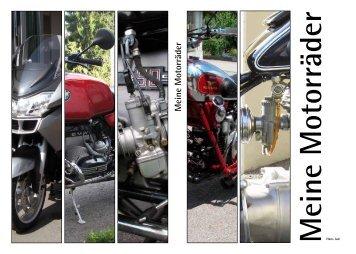Meine Motorräder - Hans Jud, Weggis