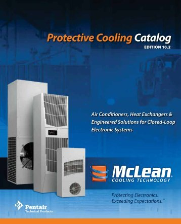 Protective Cooling Catalog - Barr-Thorp Electric